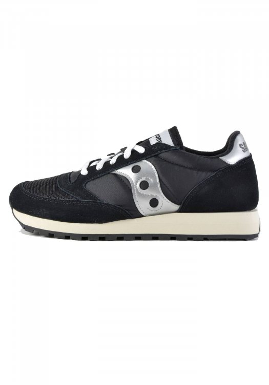 Saucony Grid SD Black Sneakers